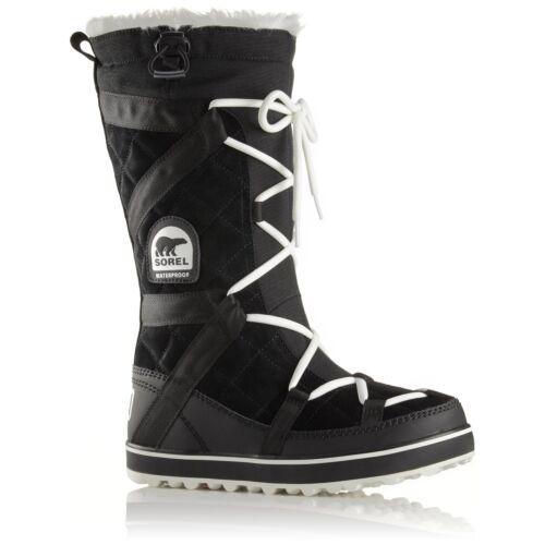 Sorel Glacy Explorer Black