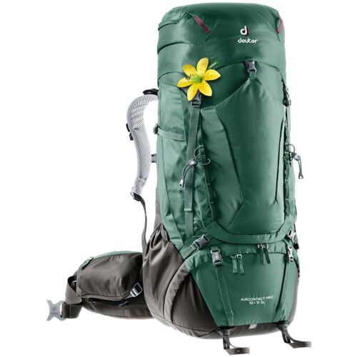 Deuter Aircontact Pro 55 + 15 SL Arctic-Coffee Front left side