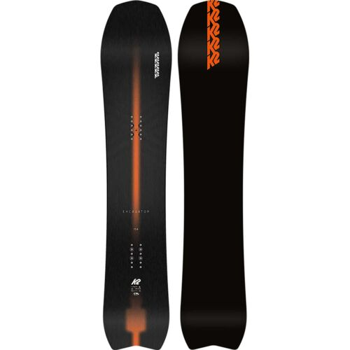 K2 Snowboards Excavator