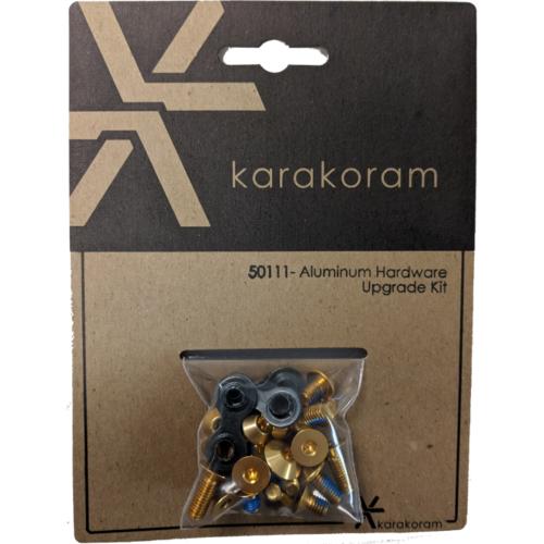 Karakoram Aluminium Hardware Upgrade kit