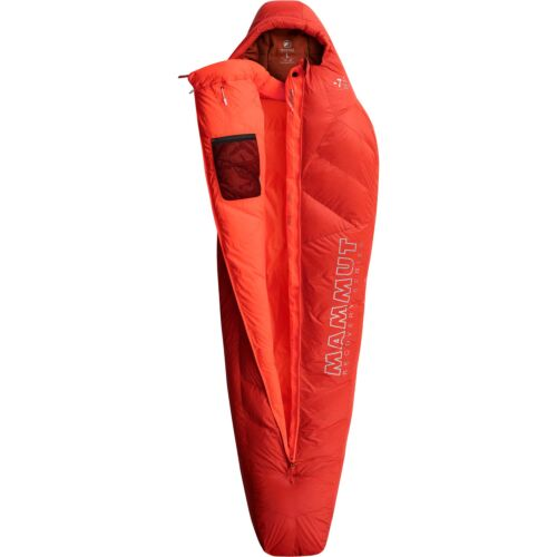 Mammut Perform Down Bag -7C Safety Orange