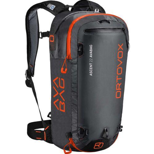 Ortovox Ascent 22 Avabag Desert Orandge