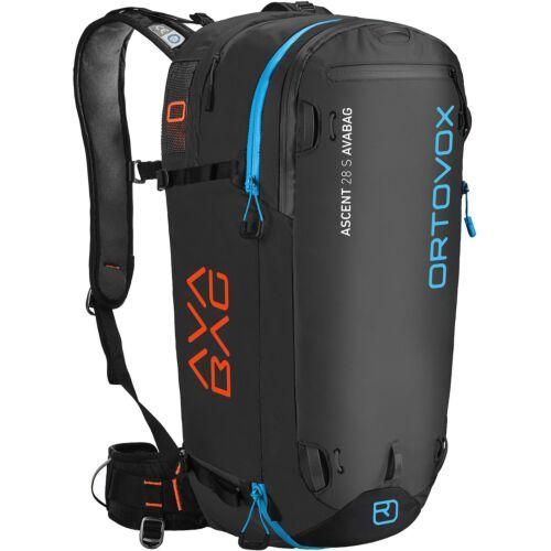 Ortovox Ascent 28 S Avabag Black Anthracite
