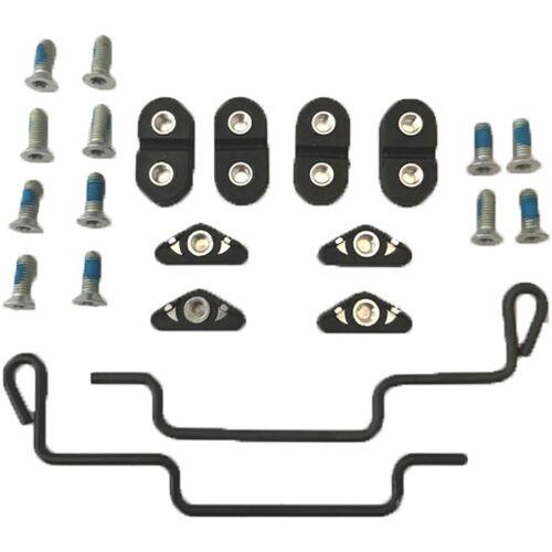 Plum Heel Lock Set