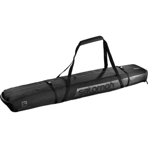 Salomon Extend 2 Pairs 175+20 Ski Bag Black