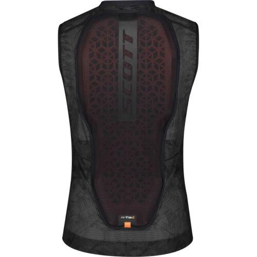 Scott Airflex M's Light Vest Protector Dark Grey