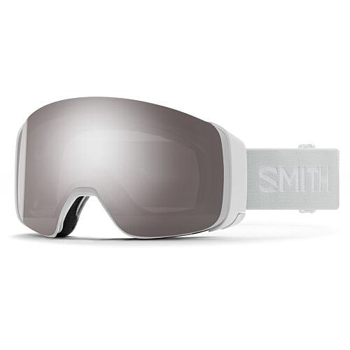 Smith 4D MAG White Vapor Sun platinum mirror