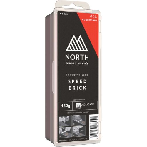 Swix NO-18U North Speed Brick Universal Wax  180G