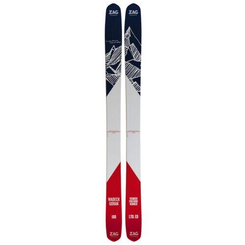 ZAG Skis Slap 112 Wadeck Gorack